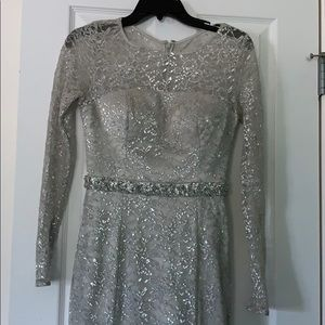 Dresses & Skirts - Long Sleeve Gown